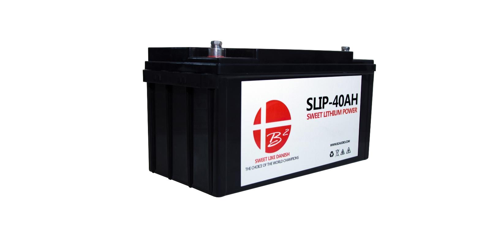 SLIP40 lithium