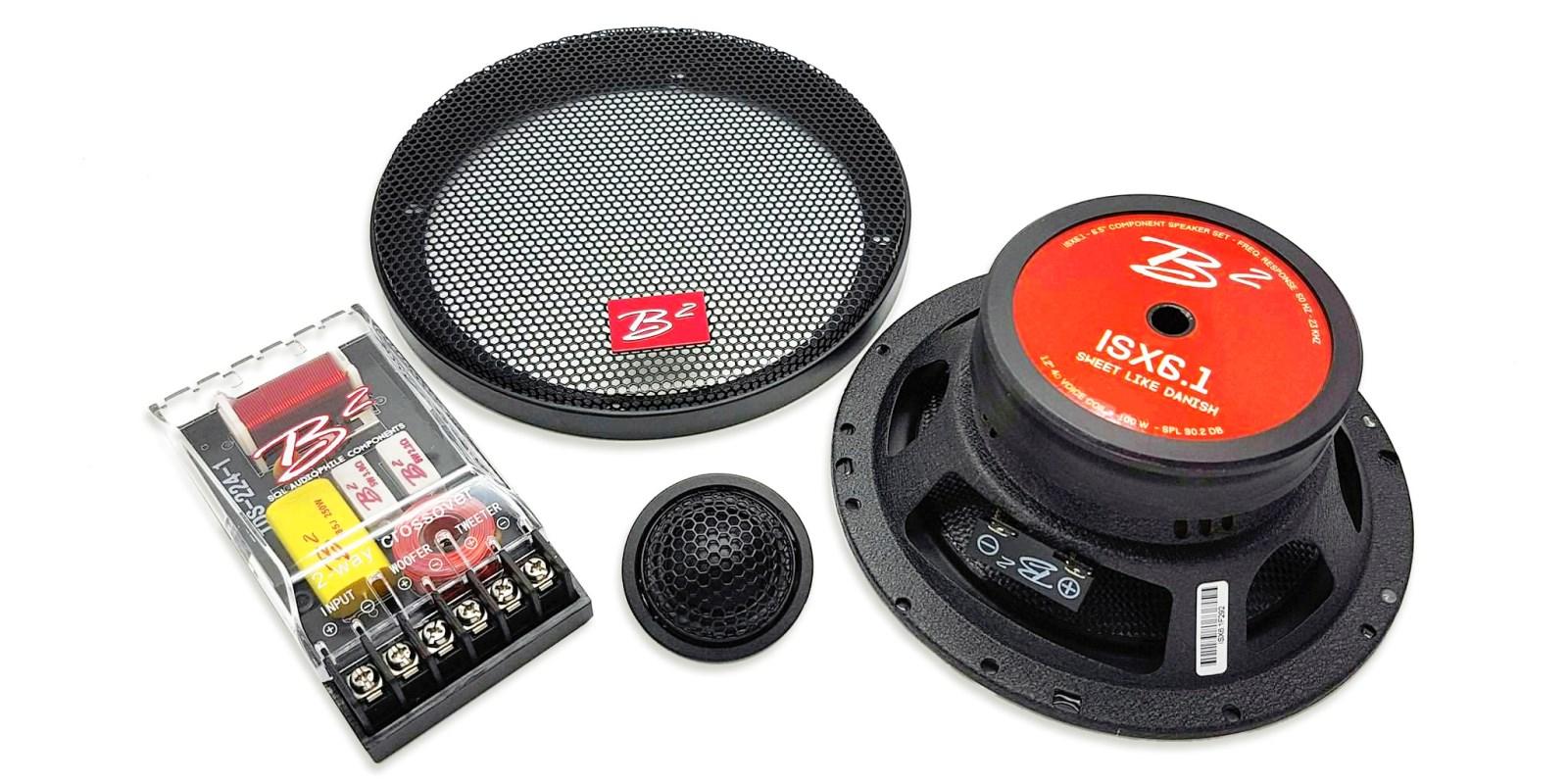 B2 audio ISX61