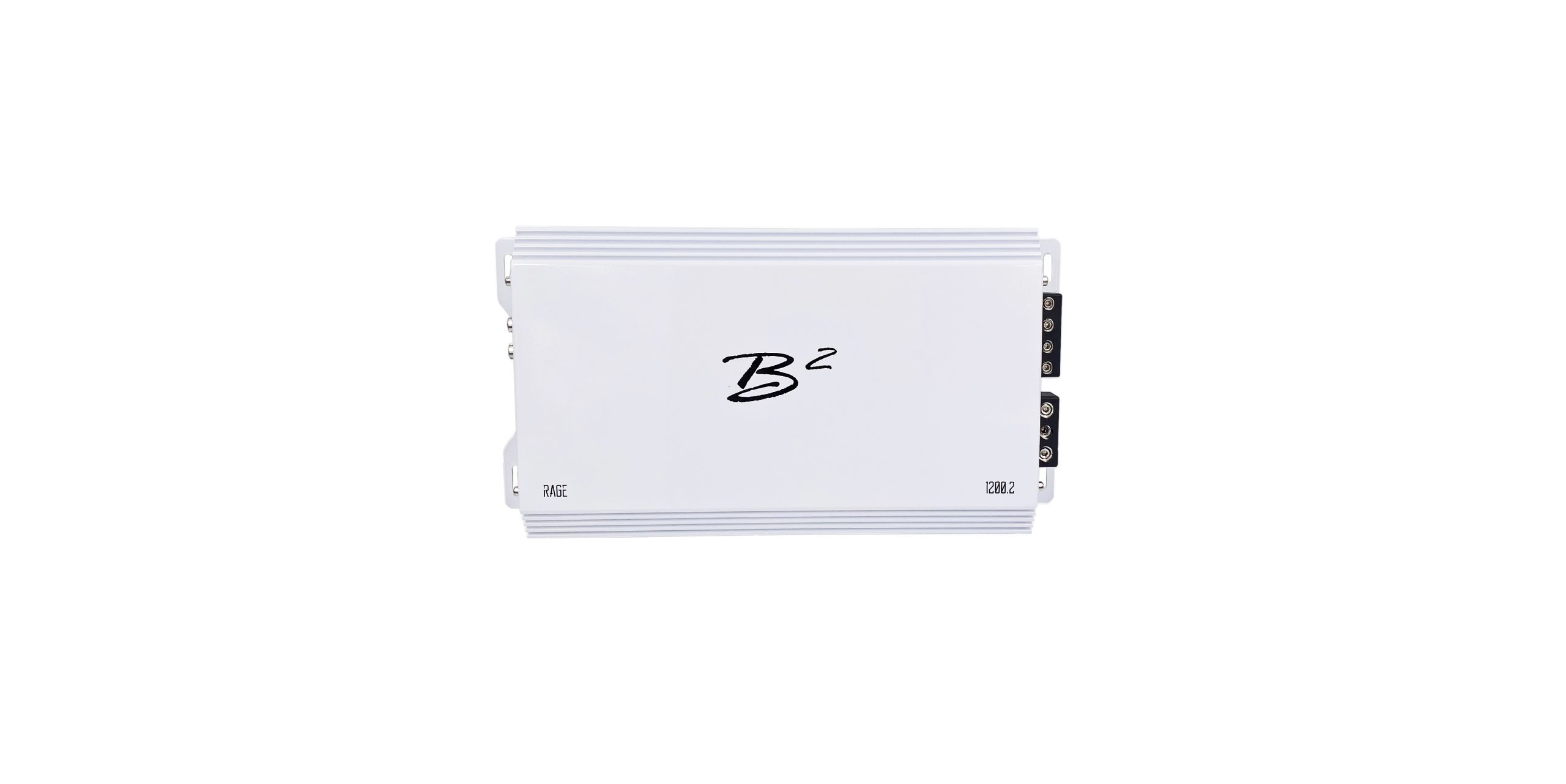 B2 audio RAGE 1200.2 amplifier
